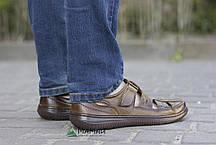 Сандалии мужские бежевые 40р, фото 2