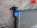 Радиатор водяного охлаждения ВАЗ 2107 (карб.) (TEMPEST). 2107-1301010. Ціна з ПДВ., фото 3