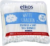 Косметические палочки Elkos 160 шт
