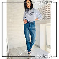 Джинсы женские МОМ,  стильные джинсы Размер 26, 27, 28, 29