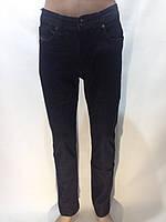 Мужские стильные молодежные джинсы Турция черные