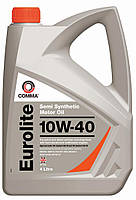 Моторное масло Comma EUROLITE 10W40 (4л)