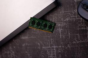 Оперативная память для ноутбука, ОЗУ, RAM, SODIMM, DDR3, 4 Гб,1333 МГц