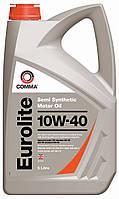 Моторное масло Comma EUROLITE 10W40 (5л)