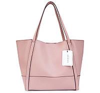 Женская брендовая сумка Guess (17622) rose