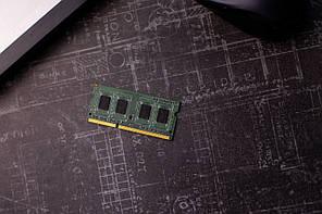 Оперативная память для ноутбука, ОЗУ, RAM, SODIMM, DDR3, 8 Гб,1066 МГц