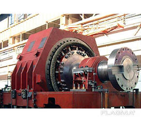 Электродвигатель поступательного движения судов