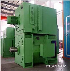 Крупный и Средний Электродвигатель Постоянного Тока