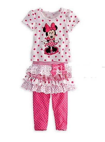 Летний костюм для девочки, S&D, арт. 3083