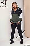 Женский спортивный костюм  Размеры: 50-52,52-54, фото 2