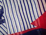 Палантин с морским принтом  Fashion Express (США), фото 3