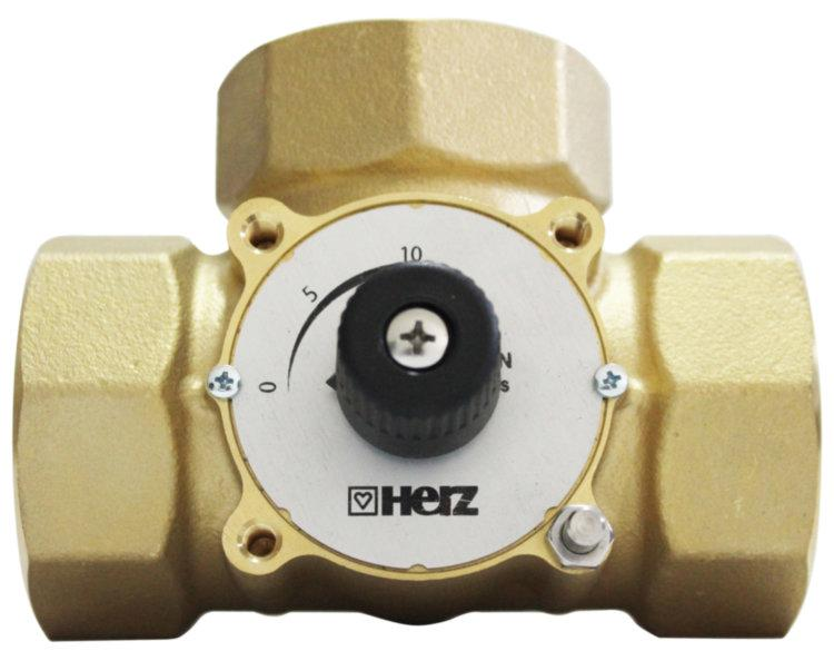 """3-ходовой смесительный клапан HERZ 2"""""""