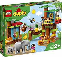 Конструктор LEGO DUPLO Тропический остров 73 детали