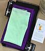 Многоразовые мешочки для продуктов, экомешочки,  сетчатые сумки для овощей и фруктов,  набор 6 штук, фото 2