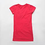 Платье летнее р.122,128.140.146,152 для девочки SmileTime Summer, коралл, фото 2