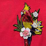 Платье летнее р.122,128.140.146,152 для девочки SmileTime Summer, коралл, фото 5