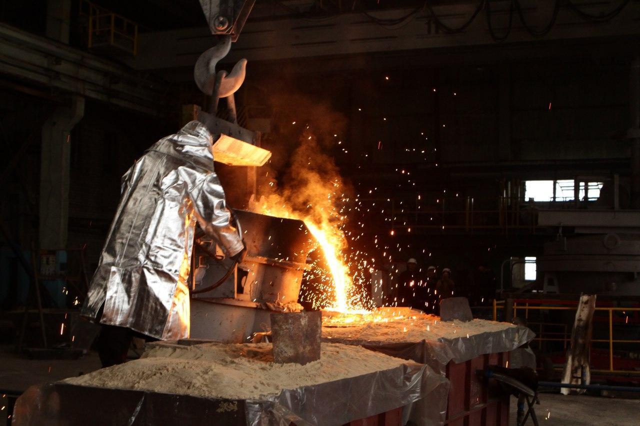 Изготовление запасных частей из черных металлов