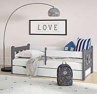 Кровать детская Paris с выдвижными ящиками 160*80
