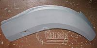 Панель передней части крыла Евро правая в сборе  (производство КамАЗ). 65115-8403014-01