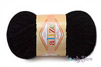 Alize Softy, Черный №60