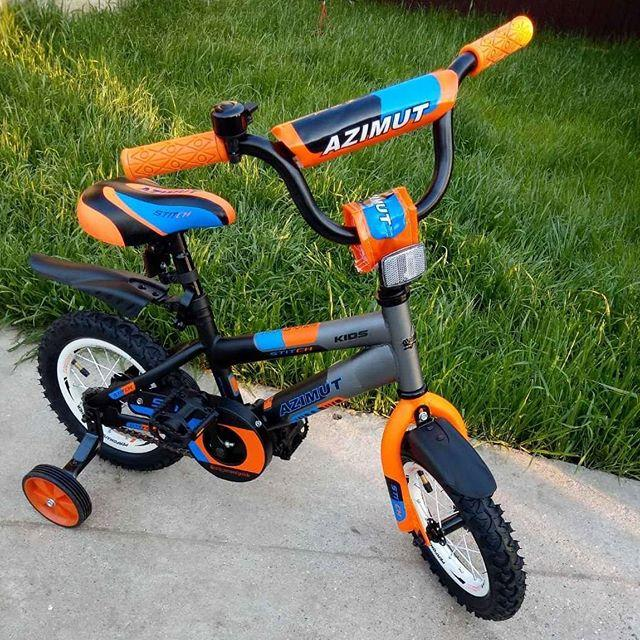 "Велосипед Azimut Stitch 12"""
