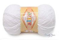Alize Softy, Белый №55