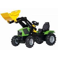 Веломобіль Rolly Toys rollyFarmtrac Deutz-Fahr 5120 зелено-черний (611218)