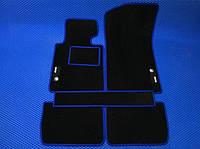 Авто коврики в салон ворсовые для BMW 1 Series Е87 с 2004-06 г.