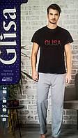Домашний костюм мужской ТМ Glisa , Хлопок, Турция