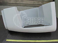 Щиток подножки Евро нижней левый (производство КамАЗ). 65115-8405115-01