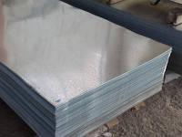 Плоский лист цинк 50мм / алюмоцинк 0,47мм