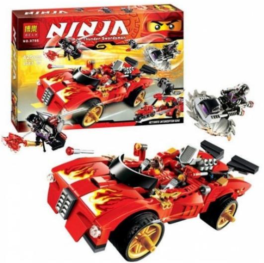 Настольный конструктор Bela Ninja (аналог Lego Ninjago).конструктор Bela Ninja (аналог Lego Ninjago) набор.