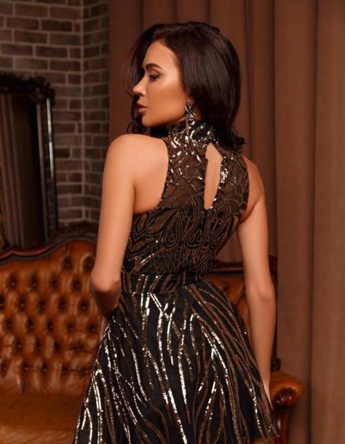 Вечернее платья от 48 размера