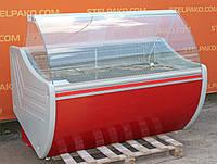 Холодильная витрина гастрономическая «Технохолод Флорида» 1.6 м. (Украина), отличное состояние, Б/у, фото 1