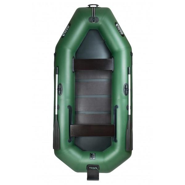 Надувная лодка Ладья ЛТ-290-СТБЕ со слань-ковриком