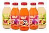 Сок детский Vitta Plus морковь, яблоко, апельсин 330 мл Польша, фото 4