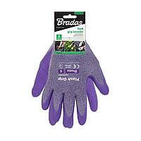 Защитные перчатки Bradas Flex Grip Lavender RWFGLR6, размер 6