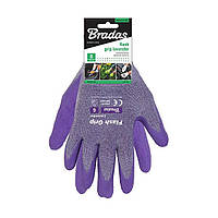 Защитные перчатки Bradas Flex Grip Lavender RWFGLR7, размер 7
