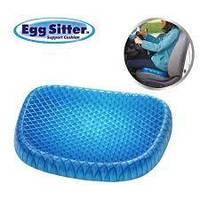 Подушка массажная ортопедическая гелевая Egg Sitter