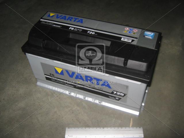 Аккумулятор 90Ah-12v VARTA BLD(F6) (353х175х190),R,EN720