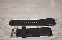Ремешок на часы Skmei 0989 черный, фото 1