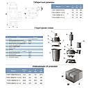 Канализационный насос 0.55кВт Hmax 12м Qmax 242л/мин AQUATICA (773411), фото 5