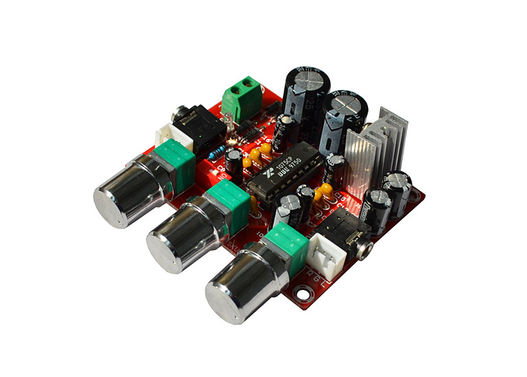 Регулятор тембра, XR1075, 12В