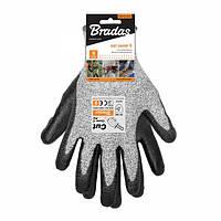 Перчатки с защитой от порезов Bradas CUT COVER 5 RWCC5PU8, полиуретан, размер 8