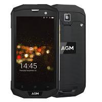 Телефон AGM A8 Black 4/64 гб