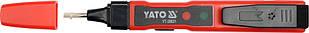 Индикатор напряжения звуковой YATO 70-1000 В 145 мм