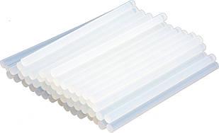 Клеевые стержни бесцветные YATO 11.2 x 200 мм 50 шт (1 кг)