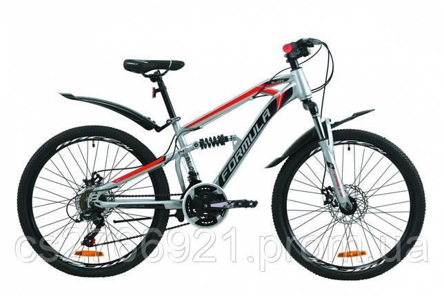 """Велосипед ST 24"""" Formula BLAZE AM2 DD с крылом Pl 2020, фото 2"""