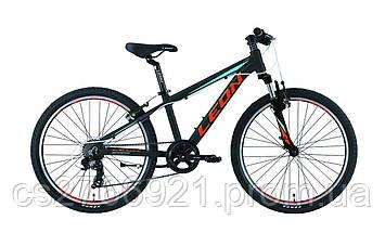 "Велосипед 24"" Leon JUNIOR AM 14G Al 2019, фото 2"