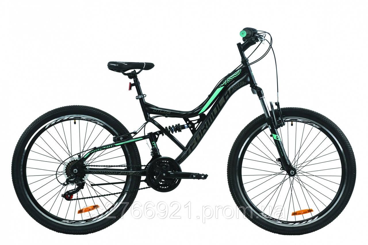 """Велосипед ST 26"""" Formula ATLAS AM2 Vbr с крылом Pl 2020"""